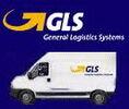 GLS csomagszállító logo