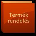 Termék rendelés ikon