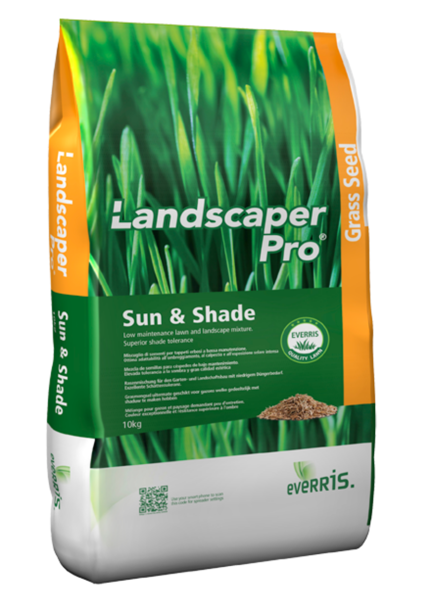 ICL Landscaper Pro fűmagkeverék - Sun & Shade - 10kg