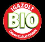 Igazolt bio minősítés ikon