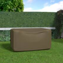 Bútortakaró 1 db 2 személyes kerti kanapé megóvásához átteleltetéséhez
