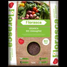 BIO Florasca VEGASCA zöldségföldkeverék palántázáshoz - 40l