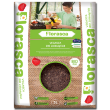 Florasca VEGASCA bio zöldségföldkeverék magvetéshez - 3 liter