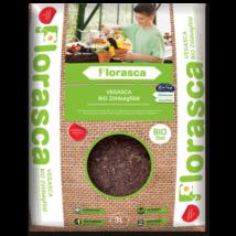 Florasca VEGASCA biozöldségföld keverék magvetéshez - 3 liter