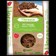Florasca hansági bio rostos tőzeg - 20l
