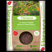 Általános Florasca bio virágföld