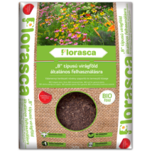 Általános Florasca bio virágföld - 40l