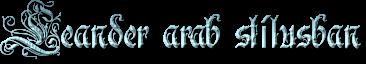 Leander arab stílusban kép