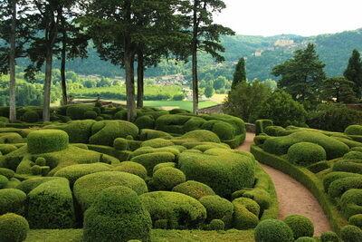 Topiary kert kép