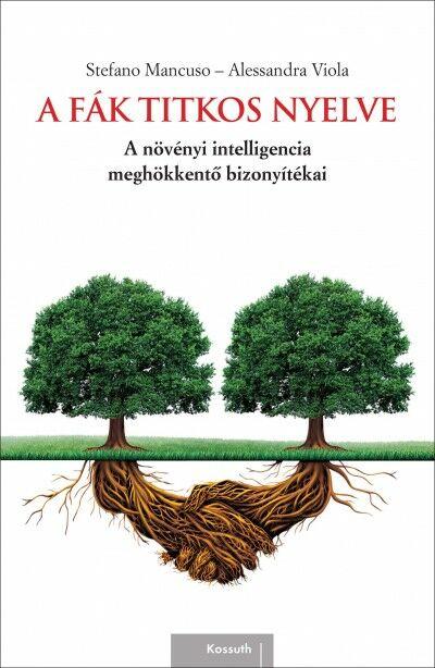 A fák titkos nyelve könyvborító