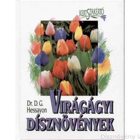 Virágágyi dísznövények szakkönyv