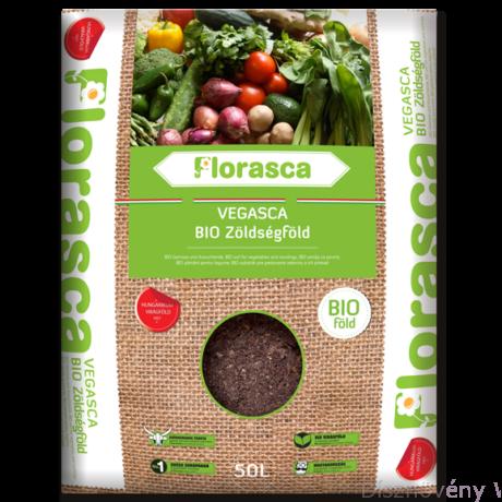 BIO Florasca VEGASCA zöldségföldkeverék palántázáshoz